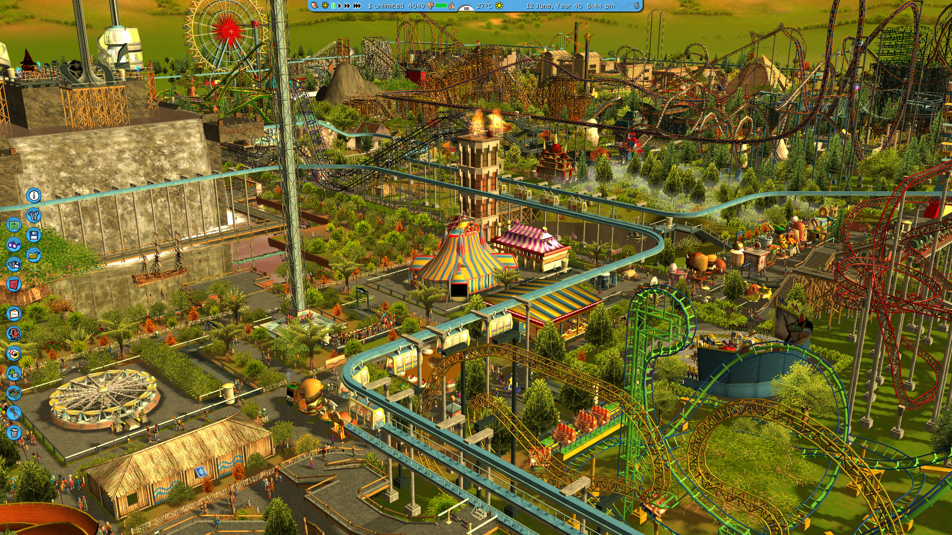 Rollercoaster Download Free
