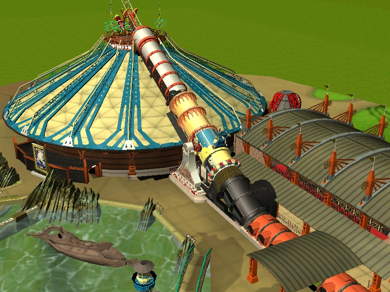 MOUNTAIN TÉLÉCHARGER PACK RCT3 SPACE