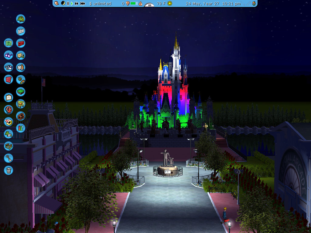 Cinderella's Castle! ~FULLY ASSEMBLED~ - Downloads - RCTgo