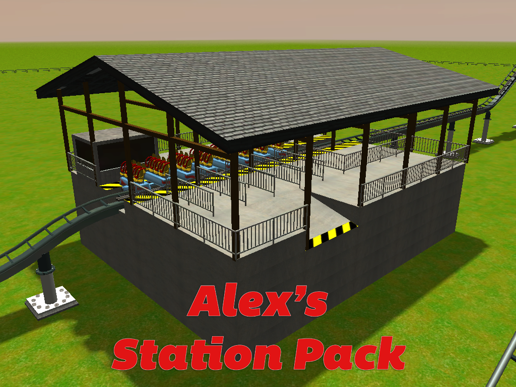 Silvia: rct3 mega pack download.