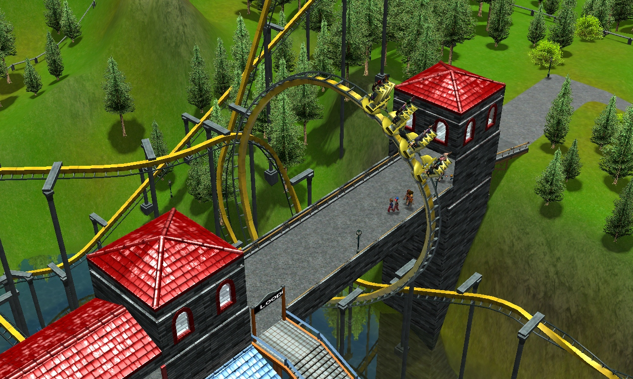 Tutorial rct3 soaked