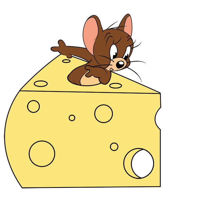 the mouse who ate the cheese Animal - mouse the mouse is hungry the mouse found some cheese the mouse ate the cheese it was yummy the mouse is not hungry anymore.