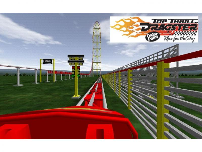 Top Thrill Dragster: NoLimits - Downloads - RCTgo