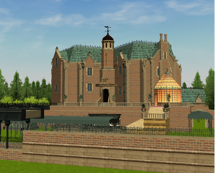 The Haunted Mansion Downloads Rctgo