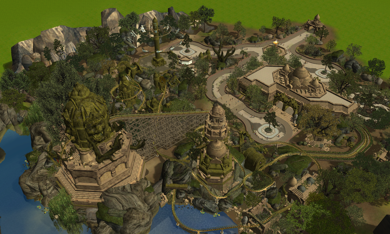 Temple Expedition Downloads Rctgo