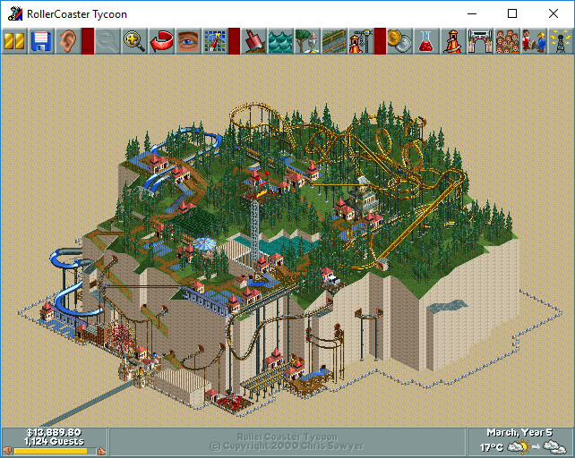 Roller coaster tycoon saved games download