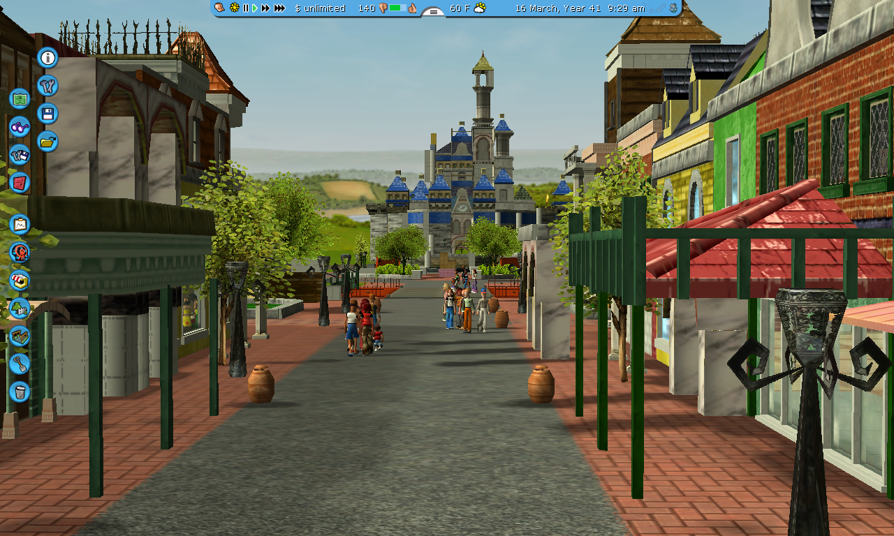 Rct3 disney world download