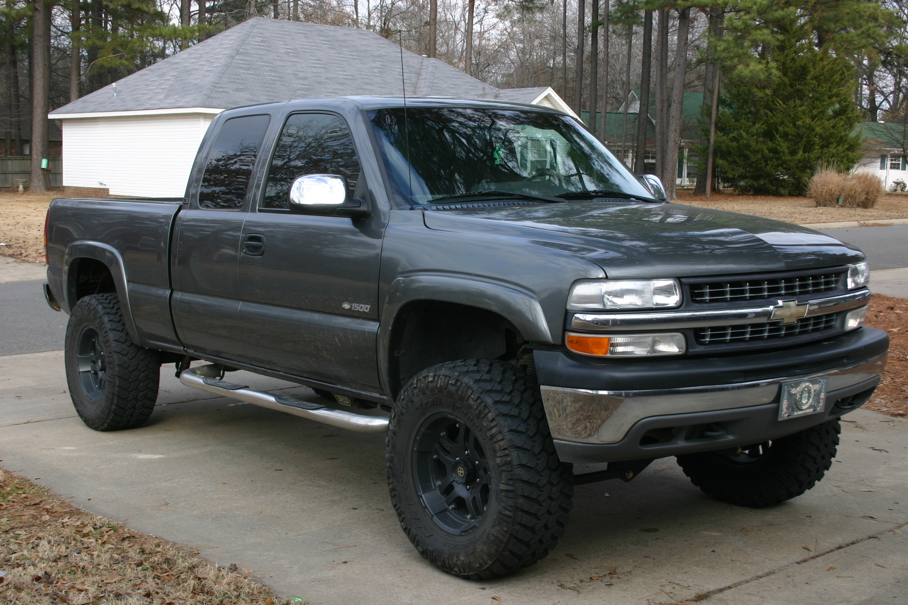 2001 Chevrolet Silverado 1500 Downloads Rctgo