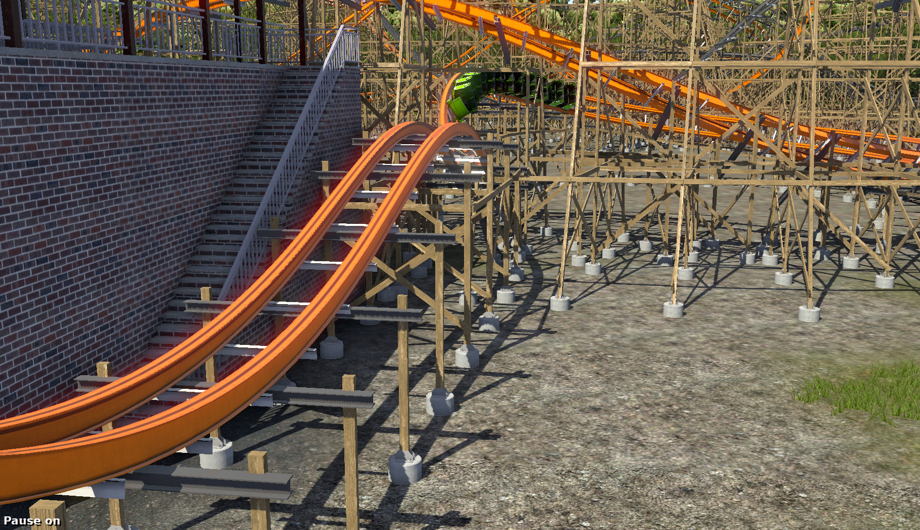 Twisted Tiger - RMC Gwazi - Downloads - RCTgo